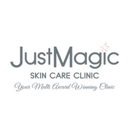 just magic logo