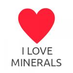 i love minerals logo